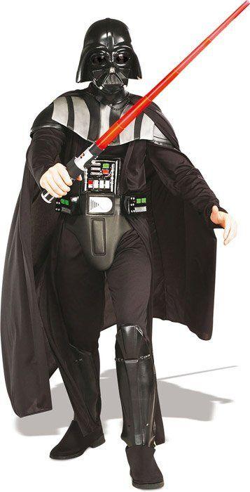 Rubie's Darth vader deluxe adult costume por 90,76 €  Seas amante de Star Wars o no, este #disfraz es de una gran calidad y puede ser una gran elección para carnavales.   #carnaval #chollos #ofertas