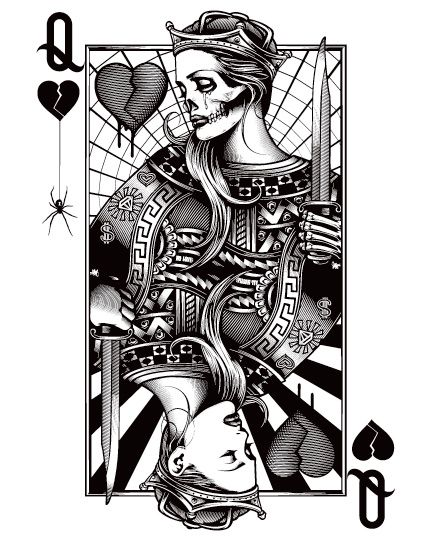 OG Abel Queen of Hearts