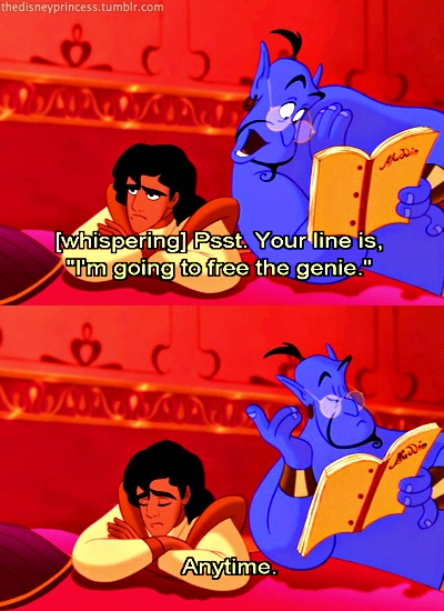 Aladdin sex lines in movie