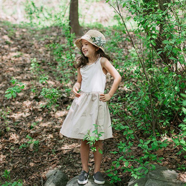 2015 Summer Looks Girl & Boy in forest #베네베네 #아동복 #benebene #kidsbrand…