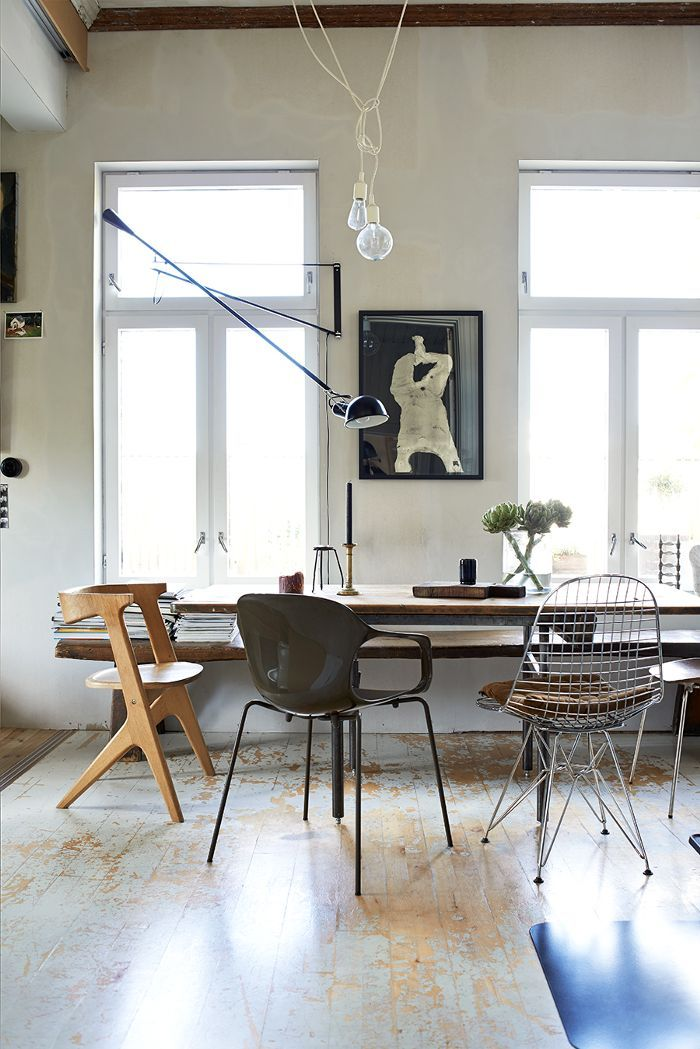 Move Over, All Whiteu2014This New Décor Trend Has The Scandinavian Stamp Of  Approval