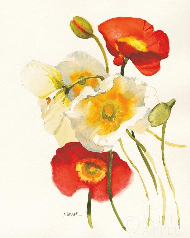 100+ best Artist - Shirley Novak images on Pinterest | Poppies, Art ...