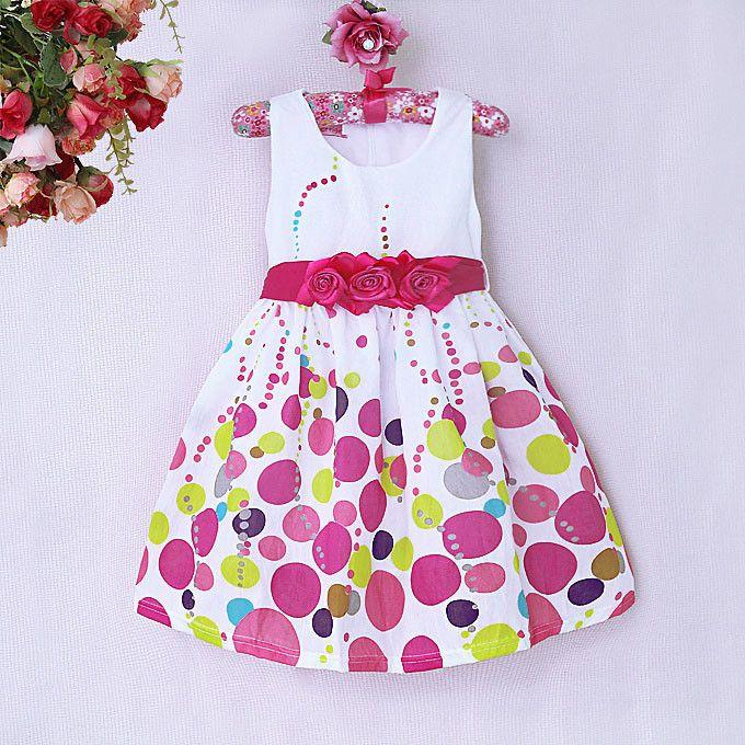 2015 de los beb s vestidos de verano vestido para ni a de - Ropa nina 3 anos ...