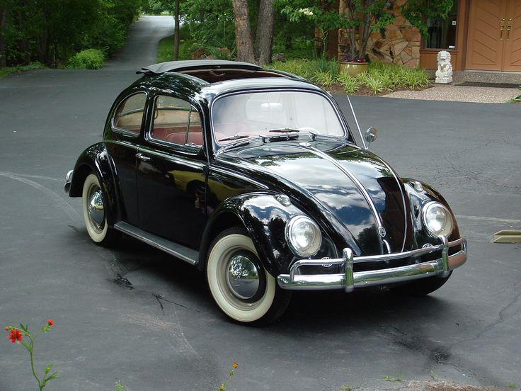 best 25 classic vw beetle ideas on pinterest volkswagen 5 vw cars and vintage cars. Black Bedroom Furniture Sets. Home Design Ideas