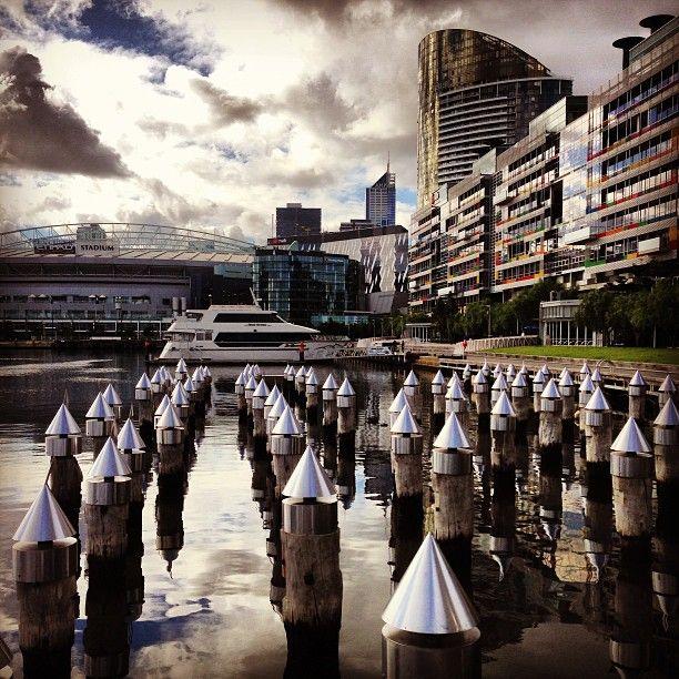 Docklands, Melbourne Australia.@adamjhamilton7