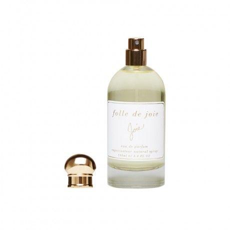 Folle de Joie eau de parfum -- Finally found a fragrance I LOVE, and of course it's super expensive. Going on the wish list.