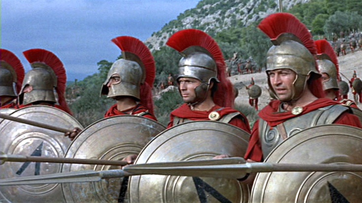 The 300 Spartans — The Movie Database 1962 Movie