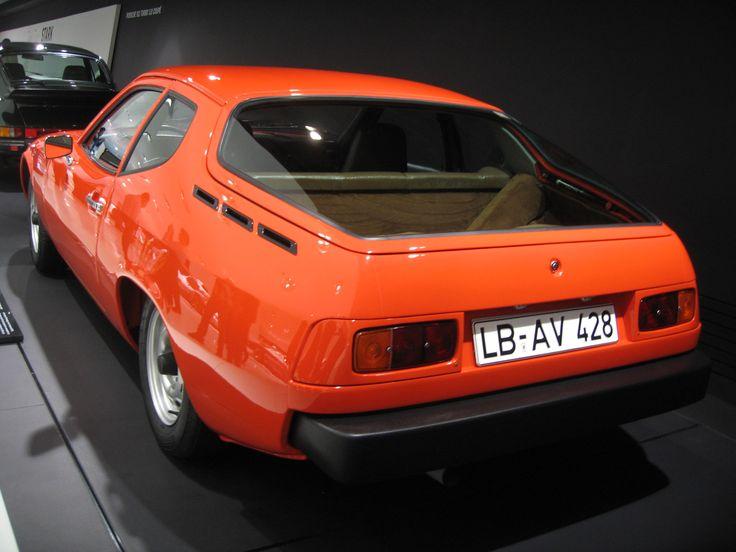 Porsche 924 Prototype #porsche Porsche-Skoda