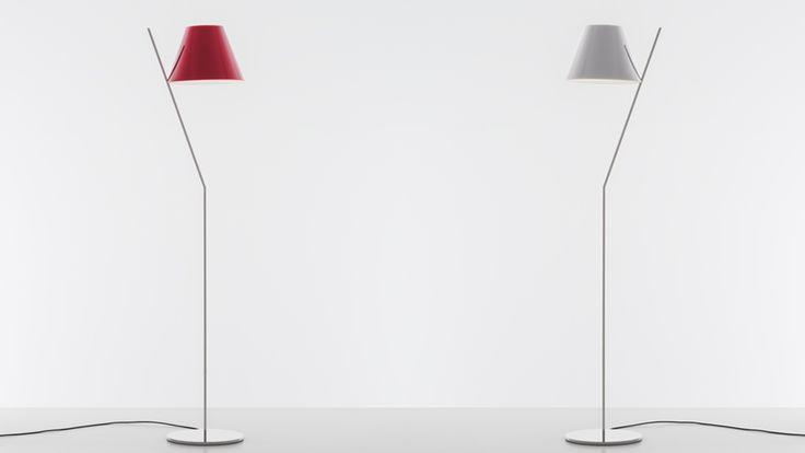 Lampe: La Petite Floor Gulvlampe Designer: Quagilo Simonelli Leverandør: Artemide År: