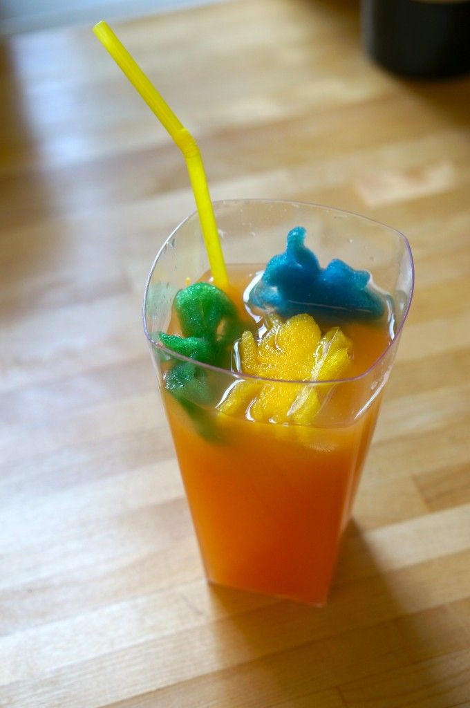 Homemade Bug Juice! :)  http://blog.kidville.com/2014/03/bug-juice-recipe/#.Uzgd_WRdXcE