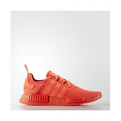 best website 1524d fbe49 Adidas Adidas Nmd R1 Shoes Solar Red S31507