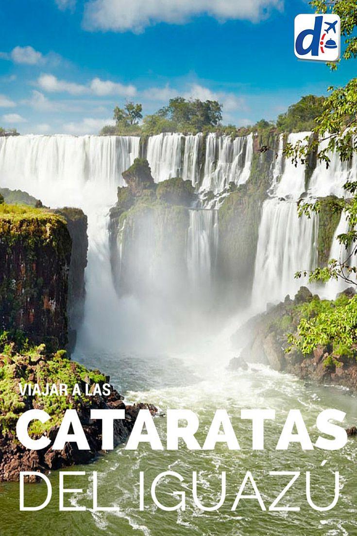 Las #Cataratas del #Iguazú siempre han sido uno de los imperdibles de América Latina ¡Anímate a descubrirlas! #Trip #Viaje