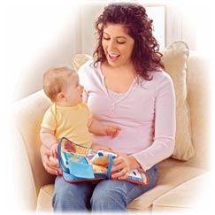 Il Libro del Cucciolo è realizzato con tessuti differenti per stimolare lo sviluppo tattile del bambino. In ogni pagine c'è qualcosa da scoprire alzando sotto l'aletta che nasconde una sorpresa. In ogni pagina del libro c'è un numero e un'immagine ad asso associata per facilitare l'apprendimento dei numeri ai bambini. Vi è un segnalibro sonaglino a forma di cucciolo che può essere appoggiato sulle diverse pagine.
