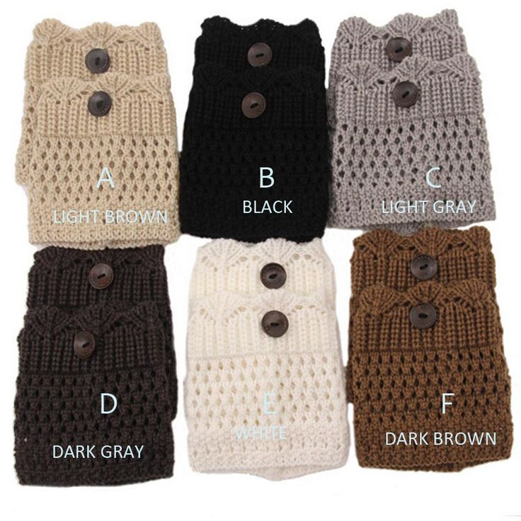 Wholesale Stockings Leg Warmers Stretchy Boots Sleeve For Winter fur leg warmers