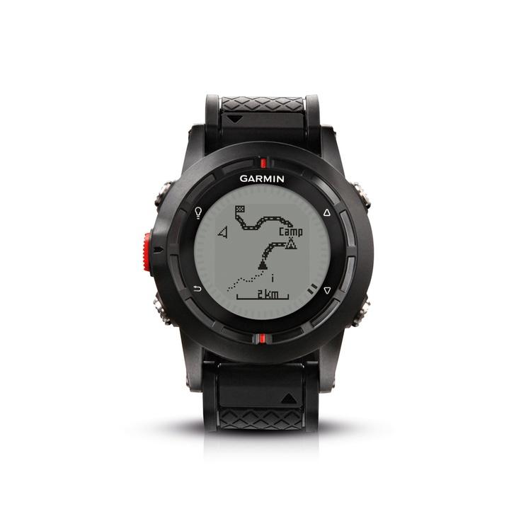 GPS Sportuhr Fenix für Bergsportler von Garmin