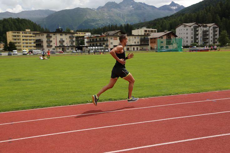 Piotr Gołos, St.Moritz 2016