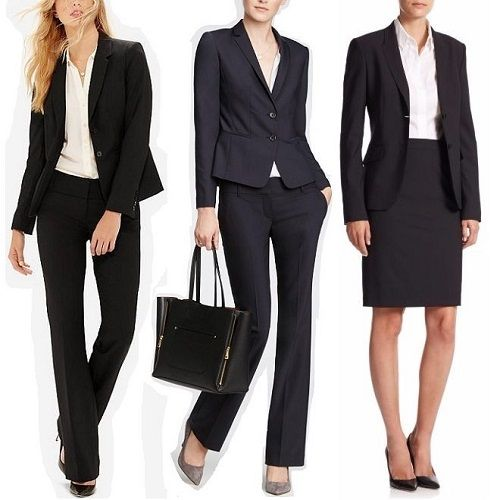 The Best Interview Suits For Women Across Every Budget -1889