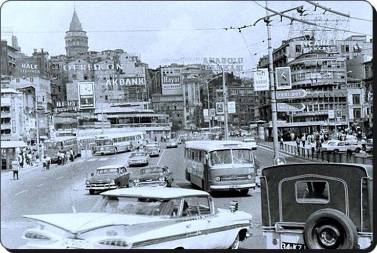 Karaköy, 1970ler  #istanlook