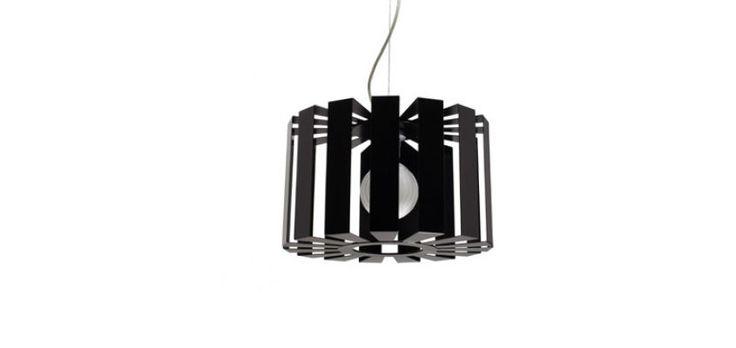Box-Home • Φωτιστικό Drum_Black