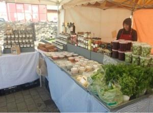 Farmers Market in Ireland