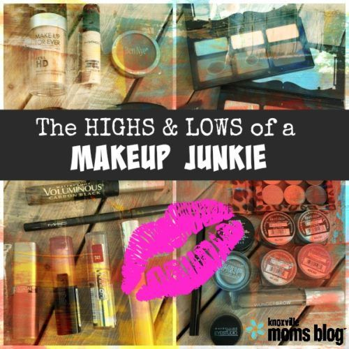 The Highs and Lows of a Makeup Junkie