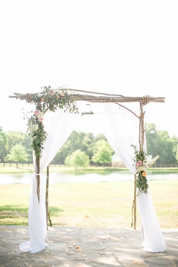 Hey Love! Events - Charlotte Wedding Planner & Design, Farmhouse Table Rentals - Dreamy Lake