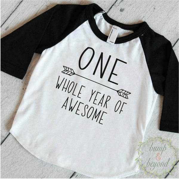 133749c21a4c 1st Birthday Boy Shirt - One Whole Year of Awesome | Jack 1st Birthday | 1st  birthday boy shirt, 2nd birthday outfit, Birthday boy shirts