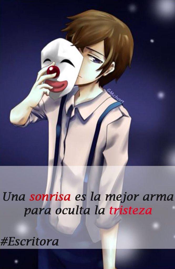 La sonrisa la mejor mentira
