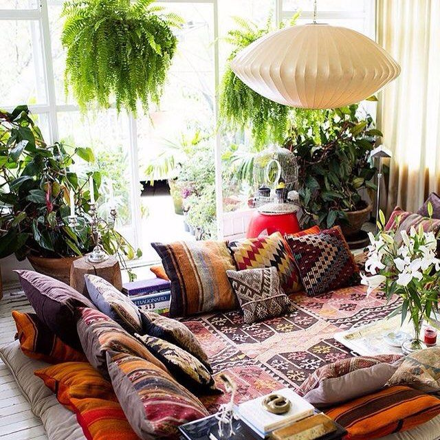 80 Top And Trendy Home Diy Decor Ideas Checopie Bohemian Chic Living Room Boho Style Furniture Hippie Home Decor