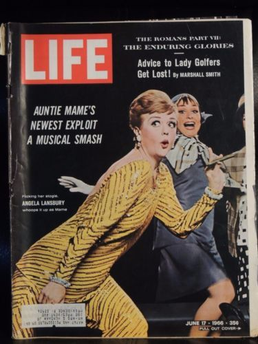 LIFE-June-17-1966-Angela-Lansbury-Roman-Antiquities-Golfers-Project-Gemini