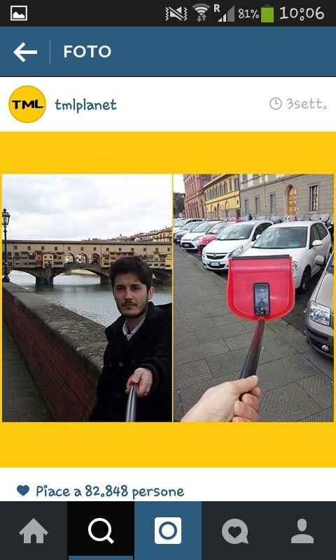 Braccio da selfie 2
