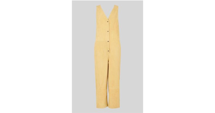 Buy Whistles Women's Yellow Lemon Suede Jumpsuit, starting at £599. Similar products also available. SALE now on!