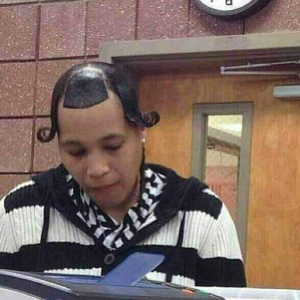 just for haircuts 48 best messed up haircuts images on hilarious 5505