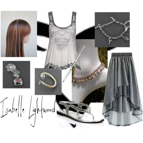 Isabelle Lightwood #1 | Isabelle Lightwood, Polyvore and ...