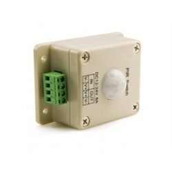 Motion Detection PIR Switch 12v & 24volts