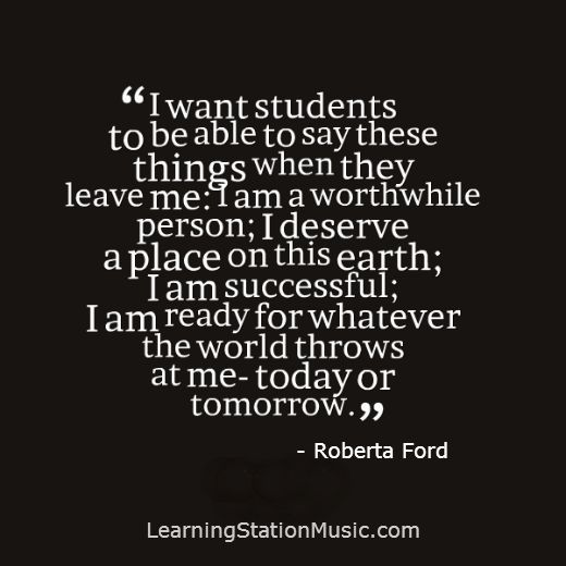 We love this quote by a dedicated teacher.  #quotes #teaching