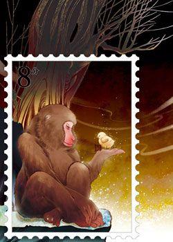 Le Singe - Signs du Zodiaque Chinois
