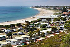 Caravan parks disappearing as land prices soar