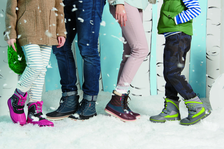 Need something warm and waterproof this winter? Look no further than #Crocs allcast duck boots for men, women and kids! Find yours at www.crocs.com #winter #fashion #style #boot #waterproof #warm #men #women #kids #shoes