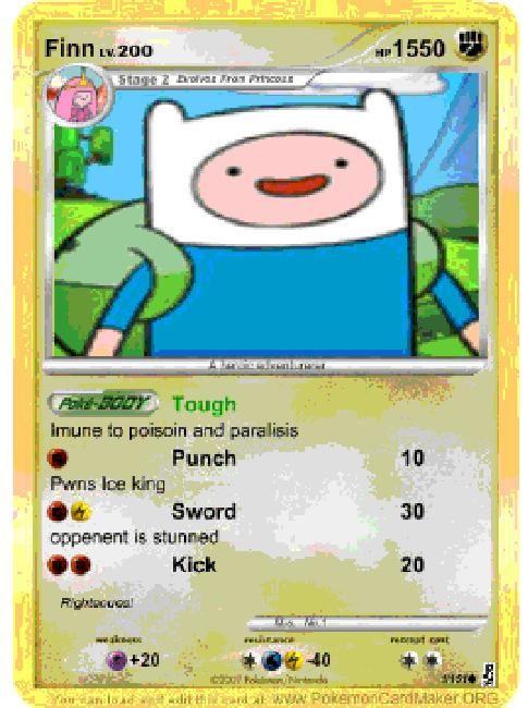 fake pokemon cards | 21 Funny Fake Pokemon Cards | SMOSH