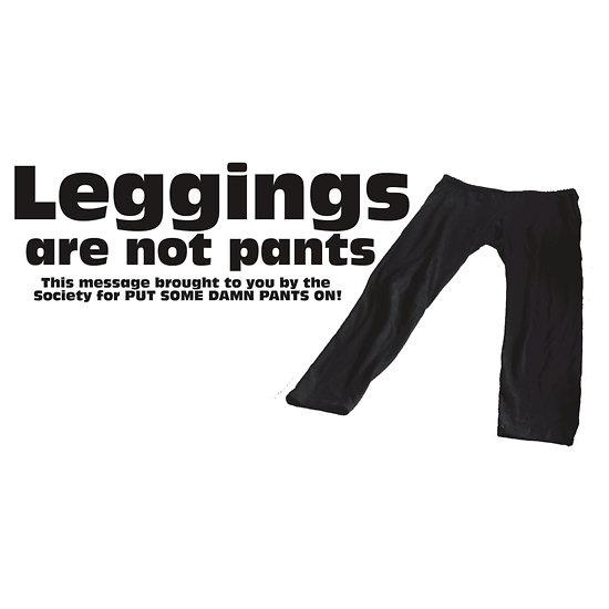 how to wear leggings not embarrasingly