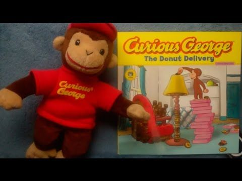 ▶ Curious George: The Donut Delivery - YouTube