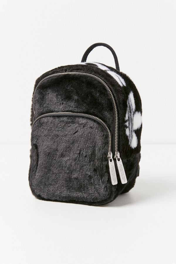 25250369efc9 adidas Faux Fur Mini Backpack