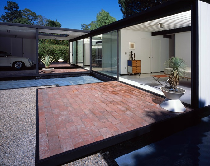 Case Study House 21 Bailey Pierre Koenig 1958 Included In