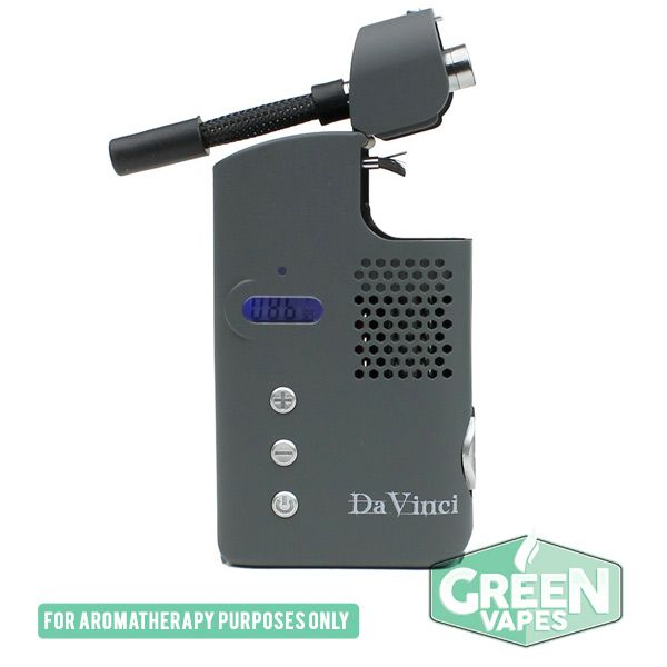 DaVinci Vaporizer from GreenVapes, see the sale at http://greenvapes.co.uk/shop/davinci-vaporizer-uk/
