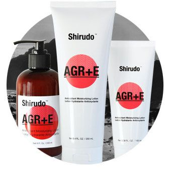 Shirudo AGR+E lotion for PMLE