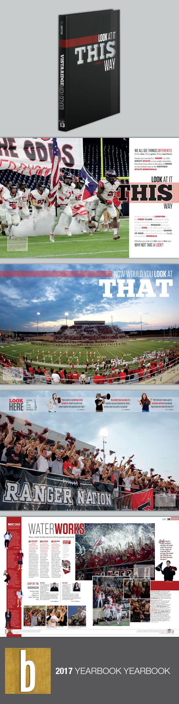 THE LONESTAR, Vista Ridge High School, Leander, Texas