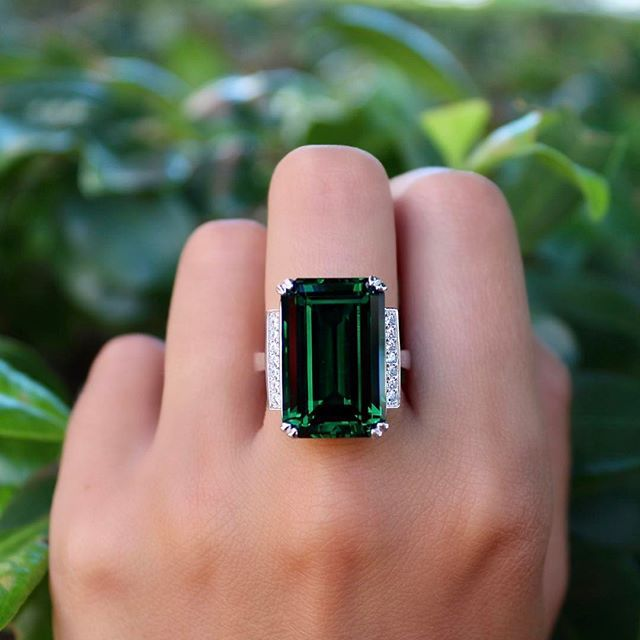 Make a statement this season with Emerald