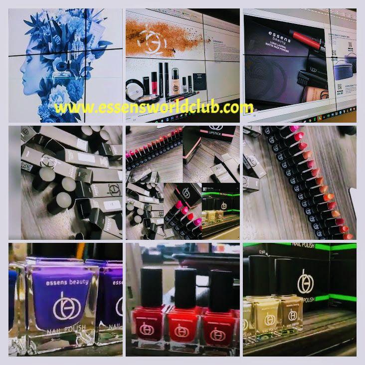 🌹ESSENS Beauty🌹  #accessoiresfemmes #dekorativekosmetik #womensclub #damenlife #accessoires #damenstyle #damenmoden #makeup #essensmakeup @essensworldclub