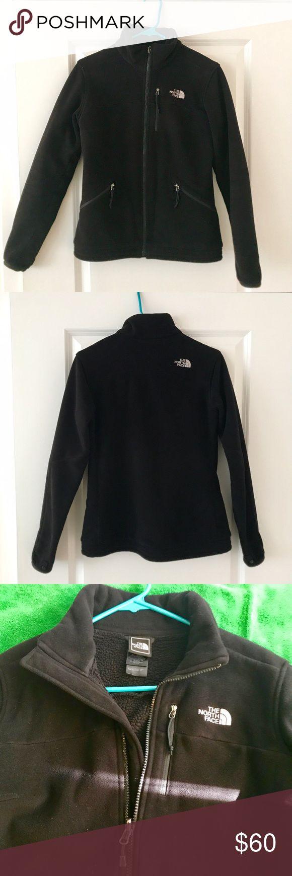 North Face black fleece jacket for sale Black north face fleece jacket for sale. In great condition. North Face Jackets & Coats